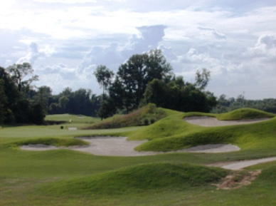 North Creek Golf Course, Southaven, Mississippi, 38671 - Golf Course Photo