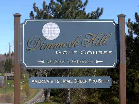 Golf Course Photo, Dimmock Hill Golf Course, Binghamton, 13905