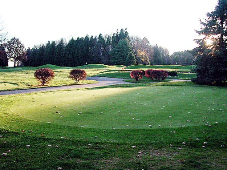 Golf Course Photo, Teugega Country Club, Rome, 13440