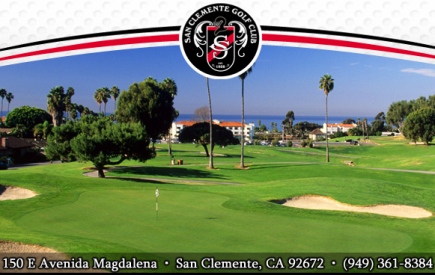 San Clemente Golf Course,San Clemente, California,  - Golf Course Photo
