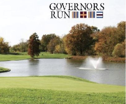 Golf Course Photo, Governors Run Golf & Country Club, Championship Course, Carlyle, 62231