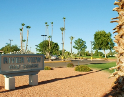 Riverview Golf Course,Sun City, Arizona,  - Golf Course Photo