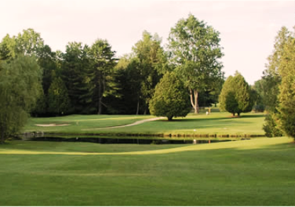 Queensbury Country Club,Lake George, New York,  - Golf Course Photo