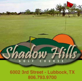 Shadow Hills Golf Course, Lubbock, Texas, 79416 - Golf Course Photo