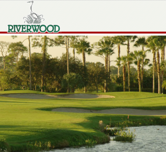 Golf Course Photo, Riverwood Golf Club, Port Charlotte, 33953