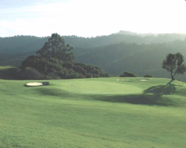 Golf Course Photo, Crystal Springs Golf Course, Burlingame, 94010