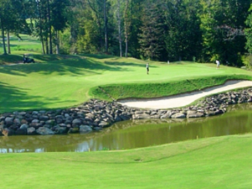 River Ridge Golf Club,Raleigh, North Carolina,  - Golf Course Photo