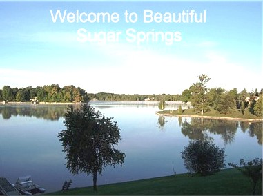 Sugar Springs Golf Course,Gladwin, Michigan,  - Golf Course Photo