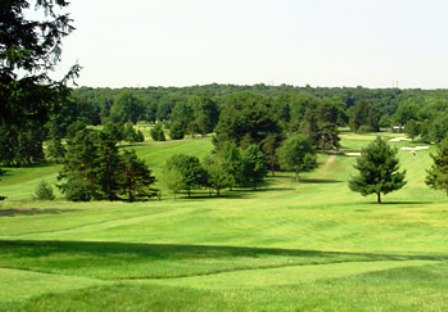 Golf Course Photo, Crestmont Country Club, West Orange, 07052
