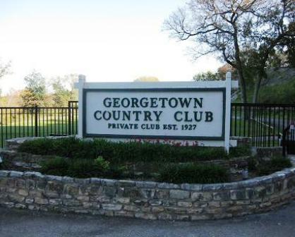 Georgetown Country Club,Georgetown, Texas,  - Golf Course Photo