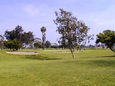 Alondra Park Golf Course, North,Lawndale, California,  - Golf Course Photo