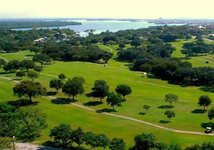 Blue Lake Golf Club,Marble Falls, Texas,  - Golf Course Photo