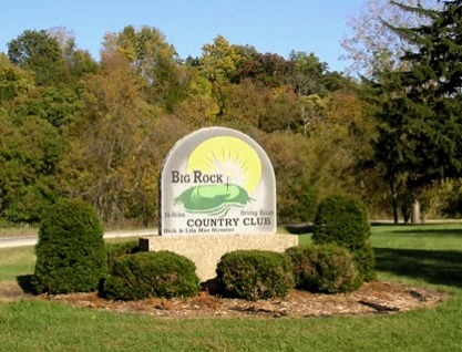 Golf Course Photo, Big Rock Country Club, Fayette, 52142