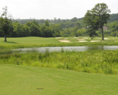 Twin Bridges Golf Club, Gadsden, Alabama, 35901 - Golf Course Photo