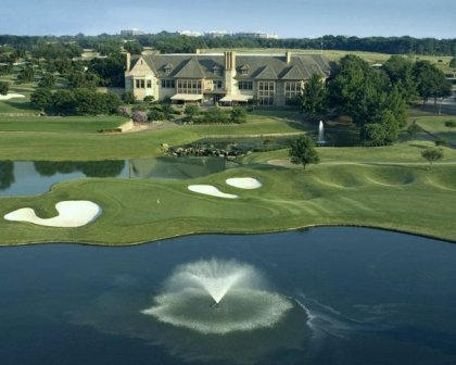 Golf Course Photo, Stonebriar Country Club, Fazio Course, Frisco, 75034