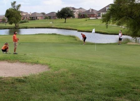 Northcliffe Golf & Country Club, Cibolo, Texas, 78108 - Golf Course Photo