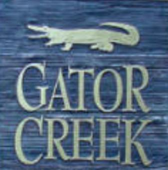 Golf Course Photo, Gator Creek Golf Course, Sarasota, 34241