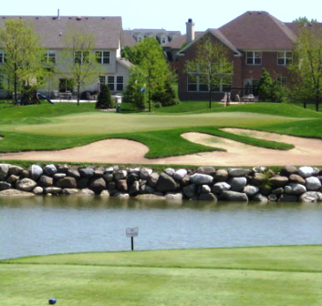 White Deer Run Golf Course, Vernon Hills, Illinois, 60061 - Golf Course Photo