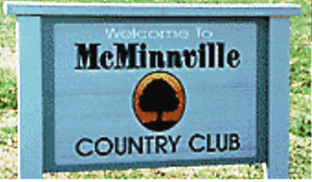 Mcminnville Country Club,Mcminnville, Tennessee,  - Golf Course Photo