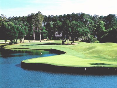 Golf Course Photo, TPC at Sawgrass, Valley Course, Ponte Vedra Beach, 32082