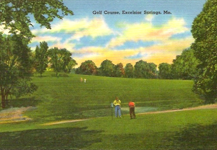 Golf Course Photo, Excelsior Springs Golf Club, Excelsior Springs, 64024