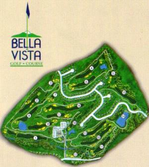 Bella Vista Golf Club, Gilbertsville, Pennsylvania, 19525 - Golf Course Photo