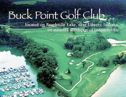 Buck Point Golf Club,Liberty, Indiana,  - Golf Course Photo