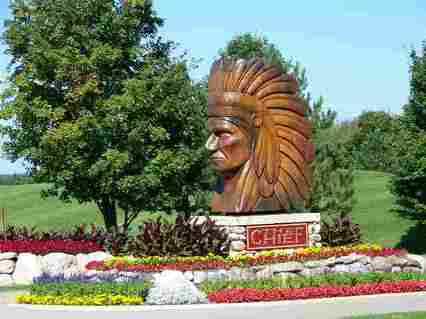 The Chief Golf Course, Bellaire, Michigan, 49615 - Golf Course Photo