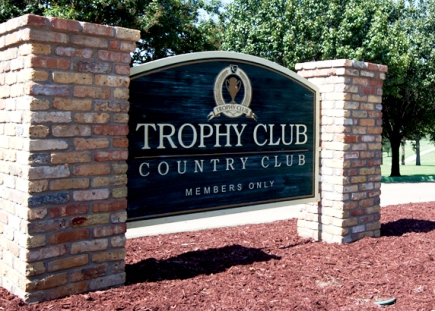 Golf Course Photo, Trophy Club Country Club, Hogan, Trophy Club, 76262