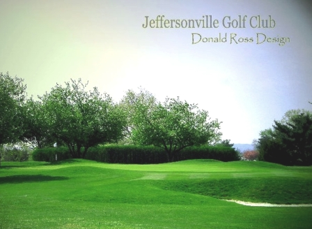 Golf Course Photo, Jeffersonville Golf Club, Jeffersonville, 19403