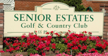 Senior Estates Golf & Country Club,Woodburn, Oregon,  - Golf Course Photo