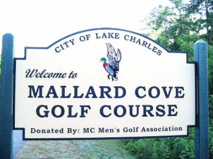 Golf Course Photo, Mallard Cove Golf Course, Lake Charles, 70601
