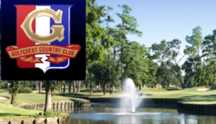 Golfcrest Country Club,Pearland, Texas,  - Golf Course Photo