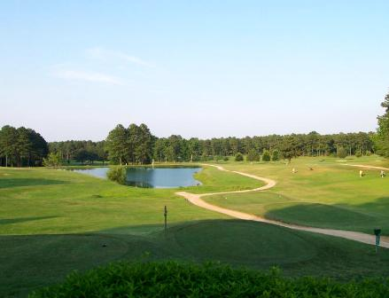 Lake Gaston Golf Club,Gasburg, Virginia,  - Golf Course Photo