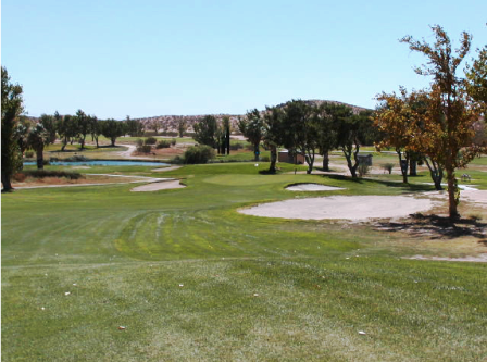 Muroc Lake Golf Course,Edwards, California,  - Golf Course Photo
