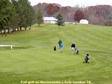 Golf Course Photo, Normanside Country Club, Delmar, 12054