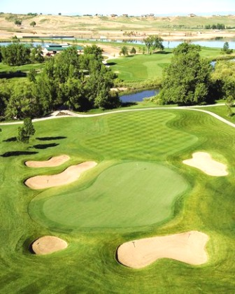 Golf Course Photo, Pelican Lakes Golf & Country Club, Windsor, 80550