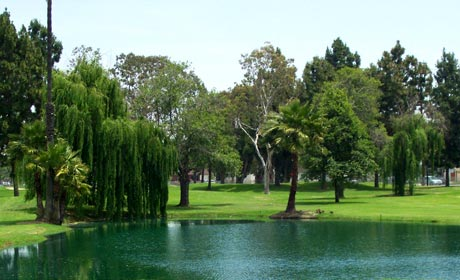 Heartwell Golf Course,Long Beach, California,  - Golf Course Photo