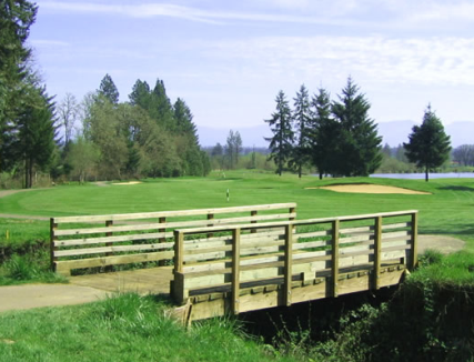 Diamond Woods Golf Course,Monroe, Oregon,  - Golf Course Photo