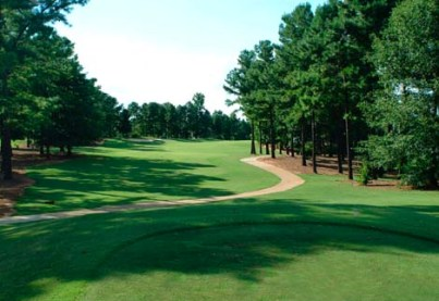 Cotton Fields Golf Course, Green Valley Golf Club,Mcdonough, Georgia,  - Golf Course Photo