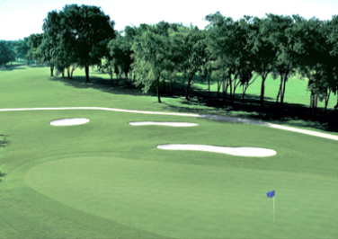 Golf Course Photo, Oakridge Country Club, Garland, 75044
