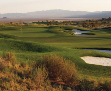 Golf Course Photo, Boulder Creek Golf Club, Boulder City, 89005