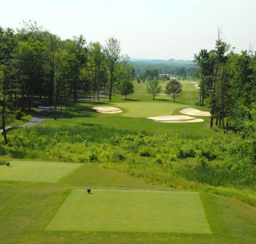 Turning Stone Casino Resort, Atunyote,Oneida, New York,  - Golf Course Photo