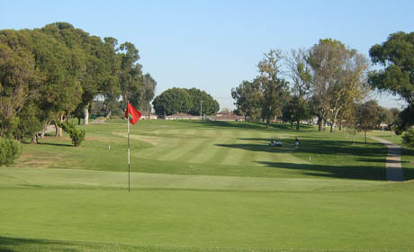 Chester Washington Golf Course,Los Angeles, California,  - Golf Course Photo