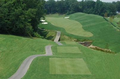 Golf Course Photo, Country Club Of Virginia, Westhampton Golf Course, Richmond, 23233