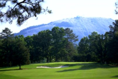 Golf Course Photo, Stone Mountain Golf Course, Stonemont Course, Stone Mountain, 30086
