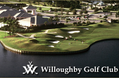 Golf Course Photo, Willoughby Golf Club, Stuart, 34997