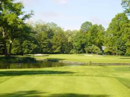 Golf Course Photo, Echo Lake Country Club, Westfield, 07090