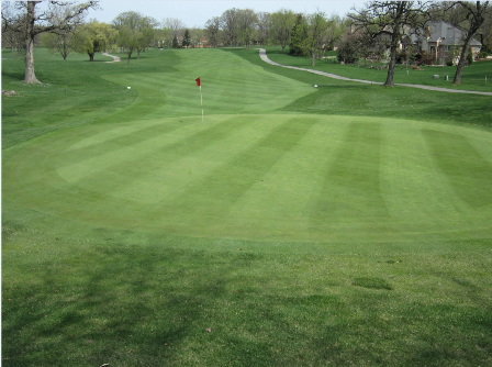 Lincoln Oaks Golf Course, Crete, Illinois, 60417 - Golf Course Photo