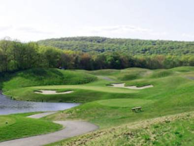 Fox Hopyard Golf Club,East Haddam, Connecticut,  - Golf Course Photo